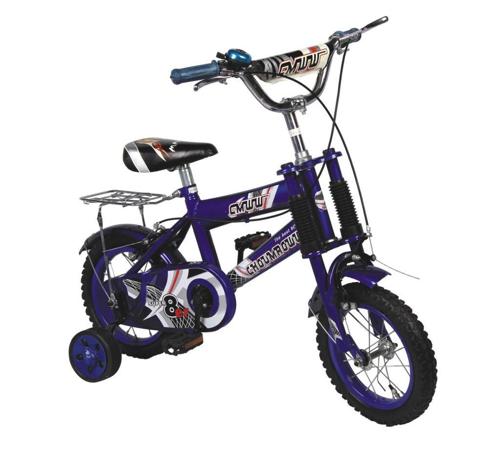 儿童自行车 四轮童车 厂家直销