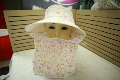 The new tea cap, sun hat