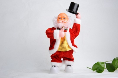 Electric Santa Claus dancing Christmas Gifts Christmas Christmas Toys