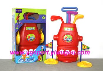 Golf Golf boxed children sports toy for children YGC1-8001A