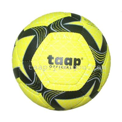 Football Glory taap colored PU hand-sewn 5th football