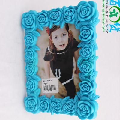 Xingyi roses picture frame 2 wholesale picture frames children's souvenir photo basket photo frame table photo frames