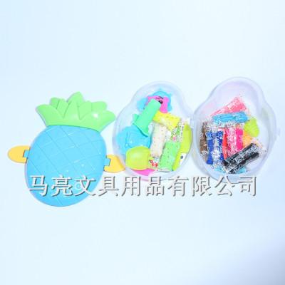 Color clay play dough toys House toys set