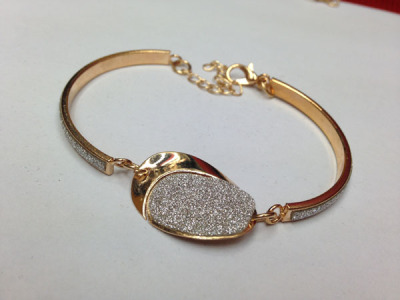 Put yarn bracelets plated fashion anklets of gold plated jewelry