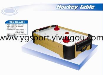 Hockey table sports puzzle for children, hockey table YGX1-A001