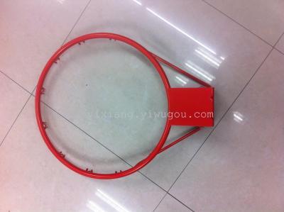 Indoor basketball frame hollow basketball circle outdoor basketball circle wall hanging basketball frame