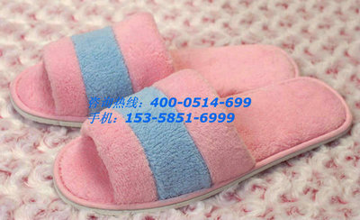 Foreign trade one-time hotel slippers slippers offset Elan disposable slippers manufacturers selling beauty