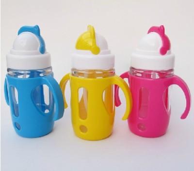 Baby mug water mug water mug straw mug cartoon mug