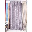 All hotels featured simple European fashion thick continuous continental pattern chenille Jacquard curtain fabric