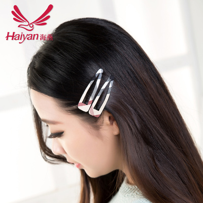 Hair clip hairpin Korea headdress head little jewelry stall in the Korean version of a genuine cloth headbands