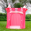 Princess children's tent, portable magic very big house baby toy balls game
