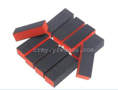 Light therapy A crystal A nail tool tofu block polishing block