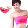 Doubles Yoga-free rims no trace of foreign trade-adjustment gathered sports bra