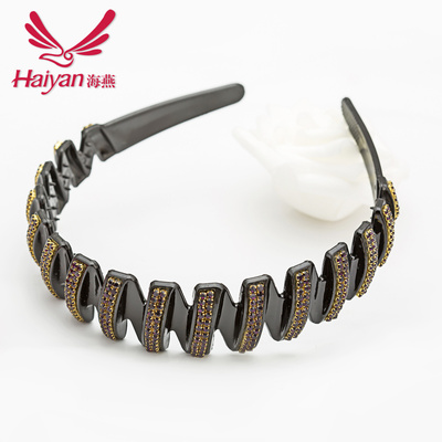 Upscale hair ACC mixed batch Korea quality headband 10 dollar store wholesale jewelry Yiwu sourcing