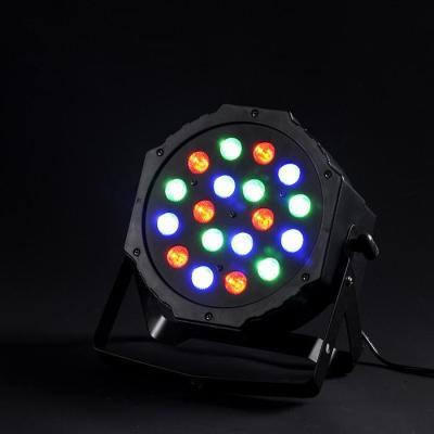 Sell RGB18 led par light LED par light trade explosions wedding lights wholesale