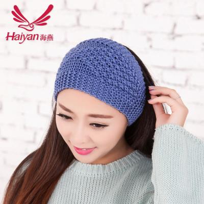 Quality Korea Knitting yarn headband hairband jewelry Yiwu mixed batch