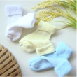 0-1 foreign trade original closeout, wholesale cotton sock thick Terry child let go baby socks