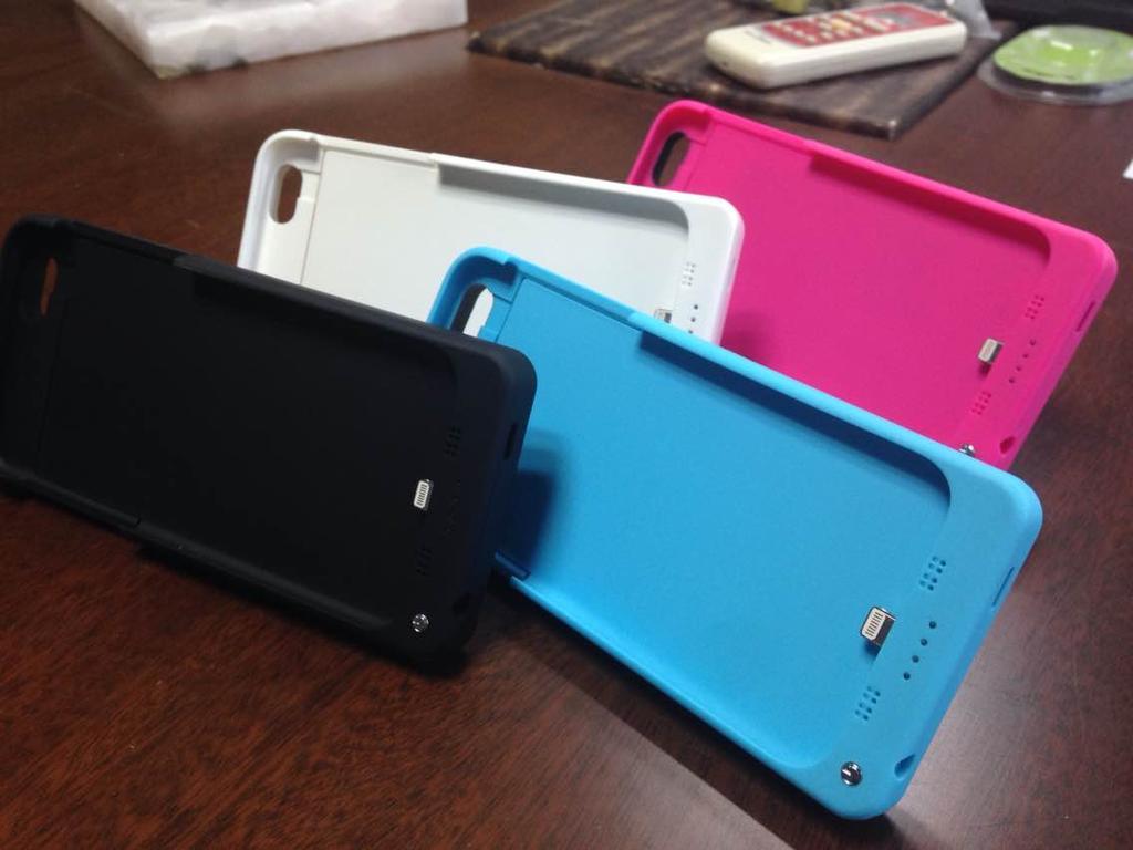 iphone6背夹电池 苹果6充电宝专用移动电源