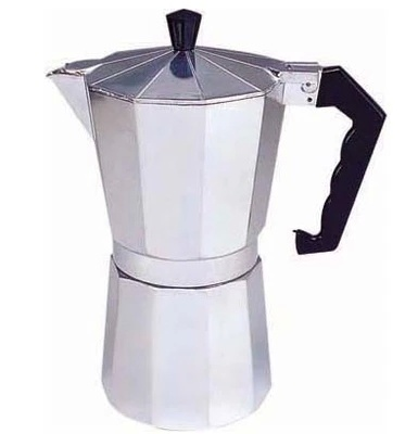 Supply Mocha Italy Coffee Aluminum Pot Aluminum Pot Coffee Coffee