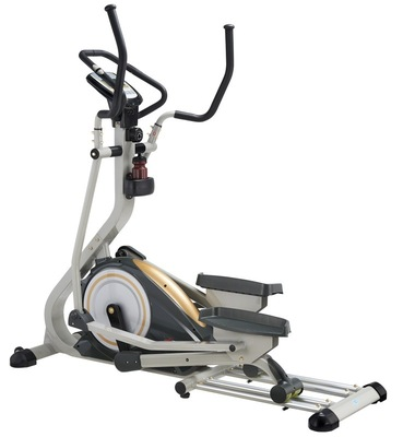 Commercial magnetic exercise bike mute high-end fashion home elliptical machines worked BE6960