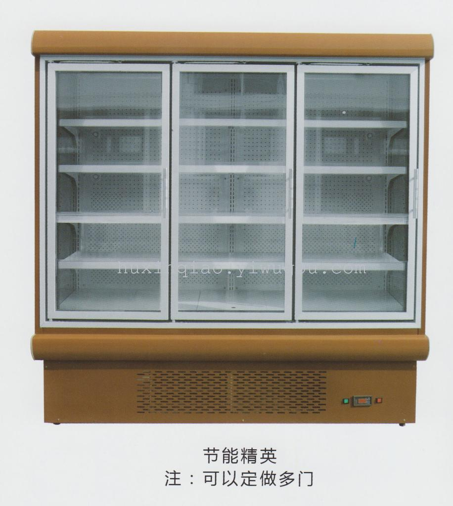 Supply Air curtain cabinet (with) energy elite, display cabinets ...