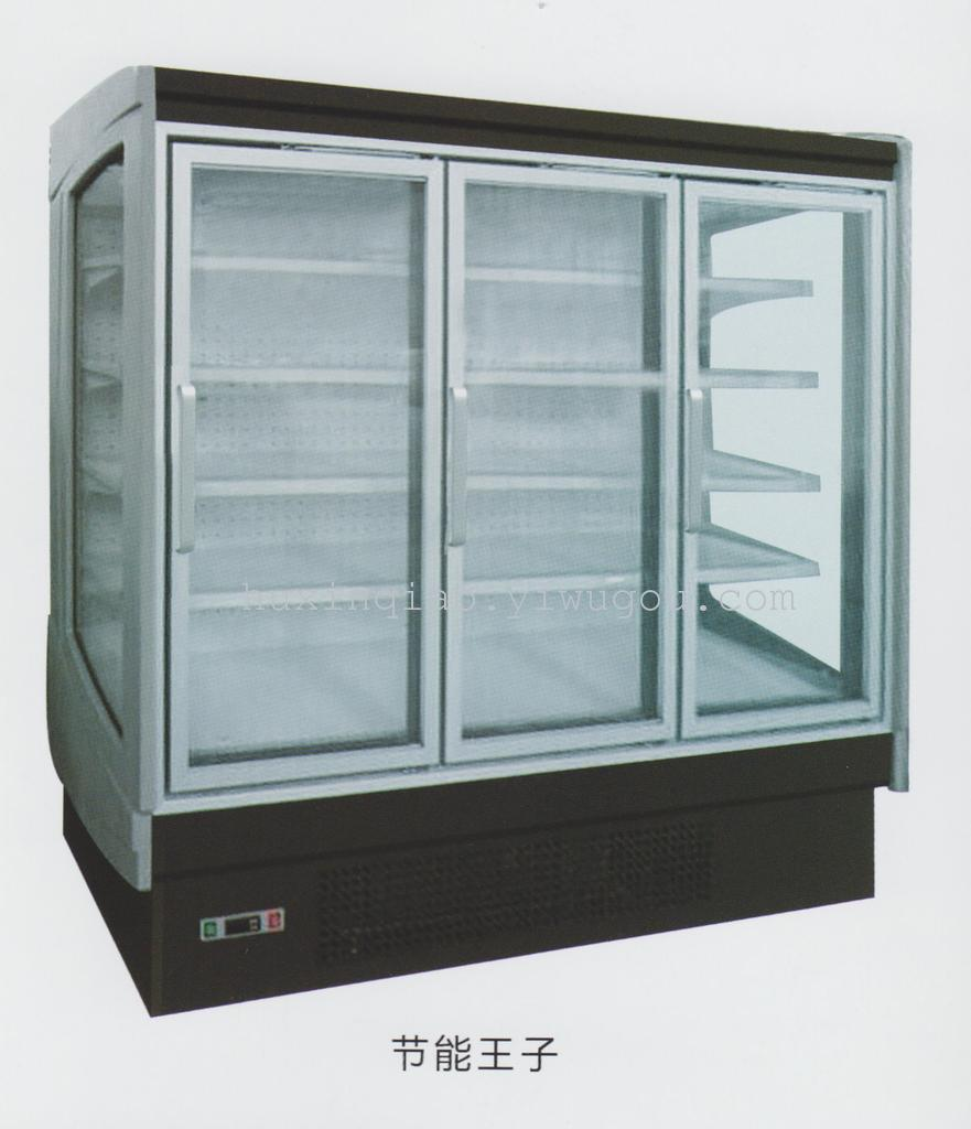 Supply Air curtain cabinet (with) energy-saving Prince, display ...