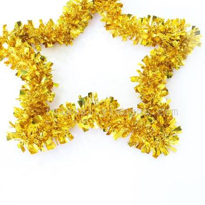 Christmas star wreath Christmas ornament Christmas Christmas wreath with two gorgeous garlands