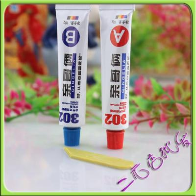 AB glue strong adhesive gel shoe factory outlet contact adhesive plastic model glue leather wood glue