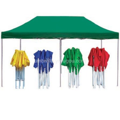 Yi Bo push-pull tent patio shade canopy/barbecue shed shed advertising snacks shed earlier Peng