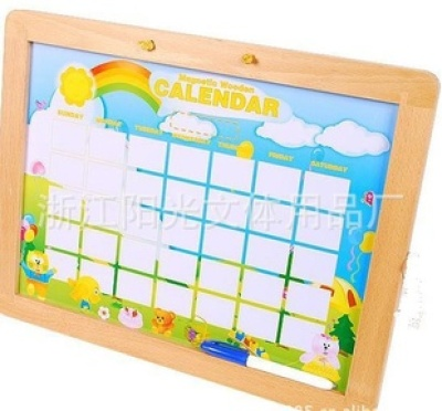 Wooden printing Whiteboard MDF board 25*35CM