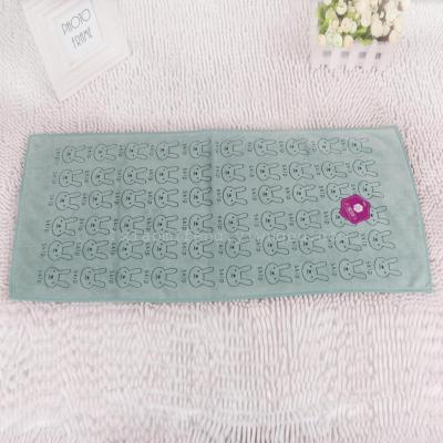 Super absorbent hair towel beauty salon towel explosion models towel towel super soft thickened