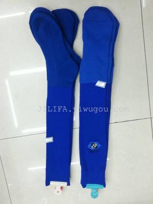 2014 new JILIFA new year specials cotton soccer socks.