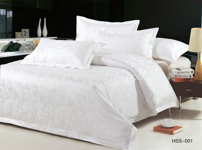 Five-star four-piece bedding set