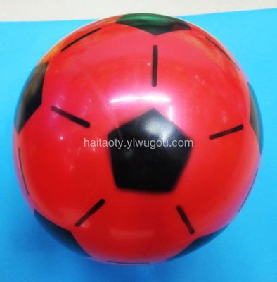 [Factory outlets] high-quality pvc spray soccer ball embossed soccer football inflatable toys