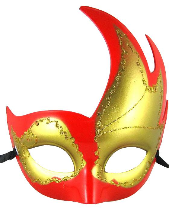 派对面具舞会面具火焰面具_ 彩仙玩具_ 义乌国际商贸