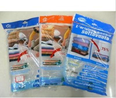 Compression bag vacuum compression bag bag