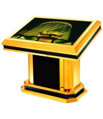 DX-8 Gold Sapphire light box