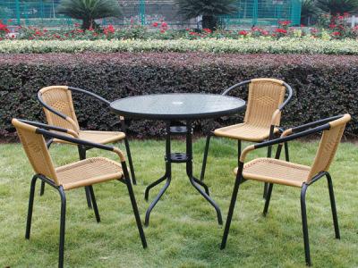 Outdoor leisure furniture suite