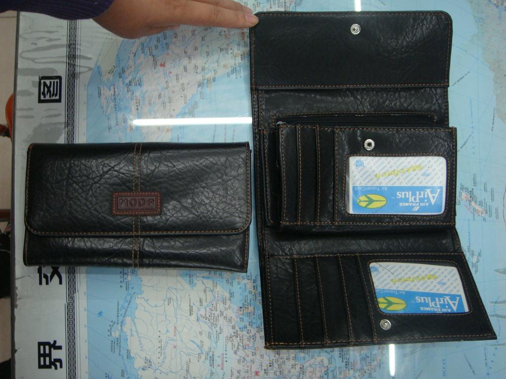 男士钱包,多功能钱包,多层钱包