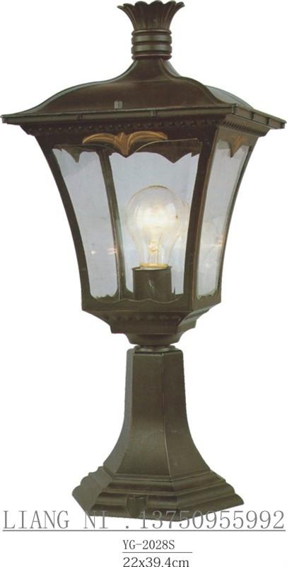 户外灯 别墅欧式壁灯 钓鱼灯 防水阳台墙壁灯 花园复古灯 庭院灯具