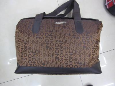 Fashion letter bag sports bag