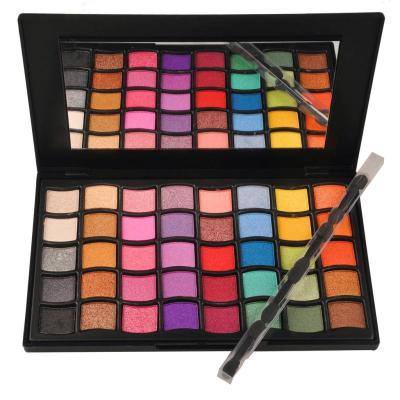 MEIs at 40-2 series of colour surge eye shadow-color makeup tray/eye shadow