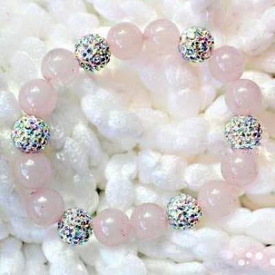 Bracelets lucky bracelet SpongeBob evil Jewelry Gifts Gift red gem Shambhala diamond ball new best selling