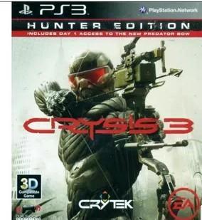 ps3正版游戏 孤岛危机3猎人版 crysis 3 末日之战