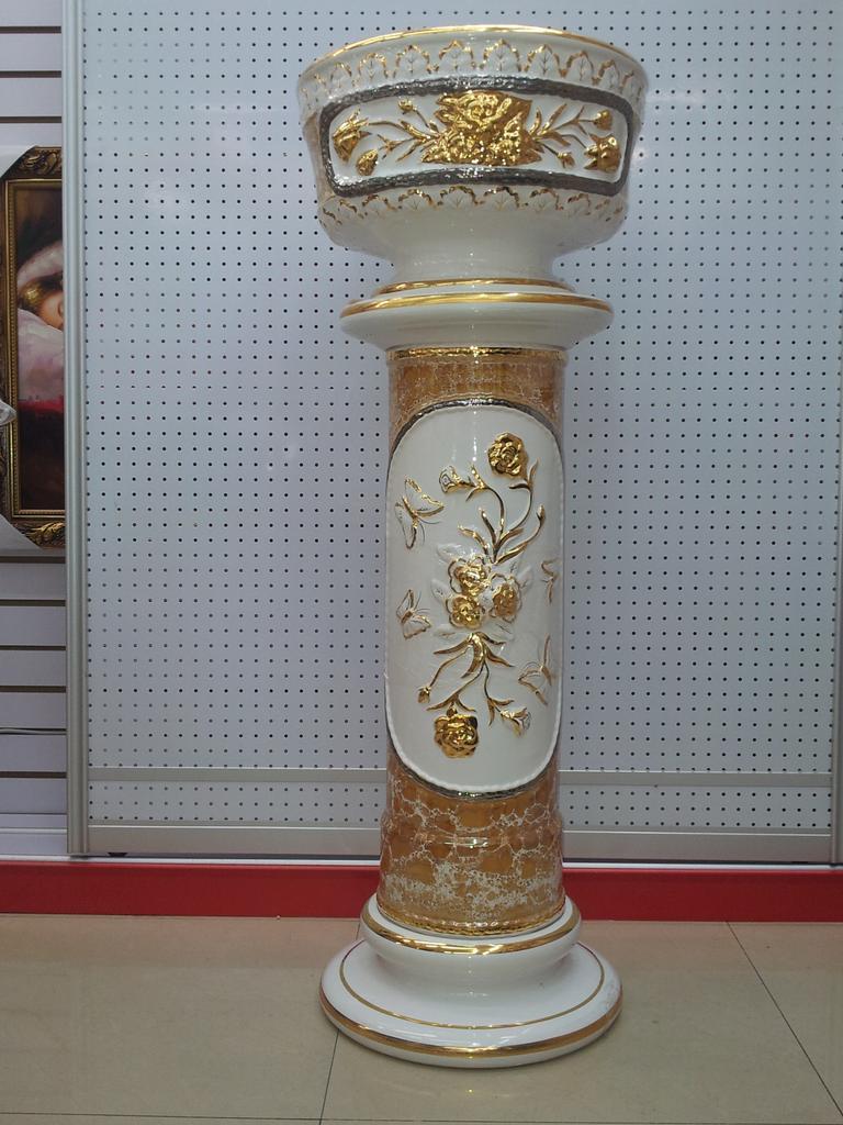 欧式摆件,罗马柱,花盆