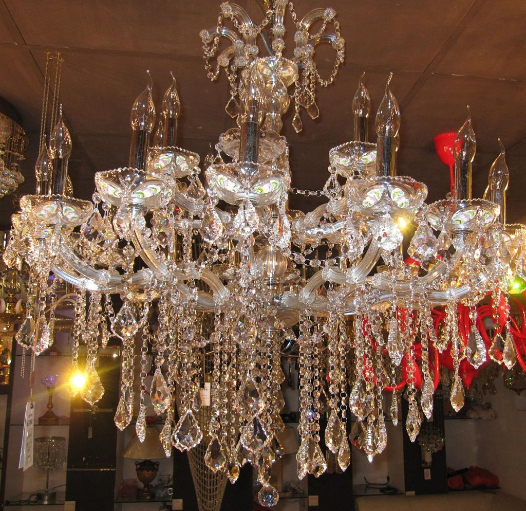 奢华埃及进口水晶灯 欧式客厅卧室餐厅水晶吊灯jd7000