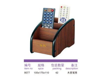 8077 wooden penholder.