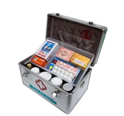Jinlongxing aluminum alloy 12/14/16 inch multi-storey home extra large medicine cabinet.