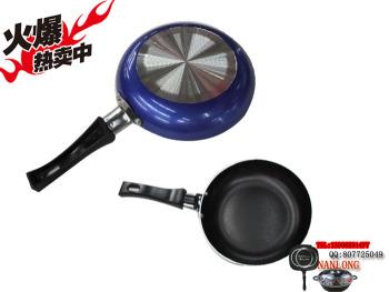 鋁制 拉伸 小煎鍋 三色可選 三個尺寸可選 物美價廉