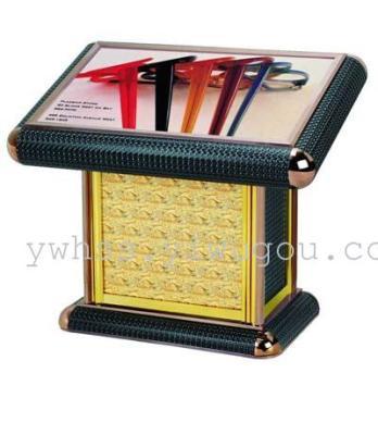DX-10 rounded horizontal light box